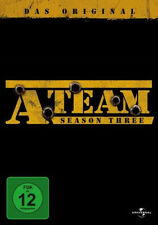 7 DVDs * A-TEAM - SEASON THREE - STAFFEL 3 # NEU OVP +