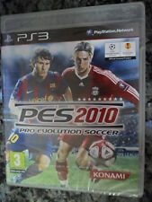 PS3 PES 2010 Pro Evolution Soccer Nuevo precintado Football futbol PAL España