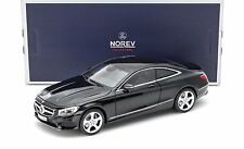 NOREV 1:18 2014 MERCEDES-BENZ S-CLASS COUPE Diecast Car Black 183482