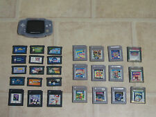 GameBoy Advance GBA + 3 Gratis Spiele