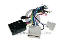 LINCOLN Zephyr 2006 Radio Wire Interface for Aftermarket Stereo Installation
