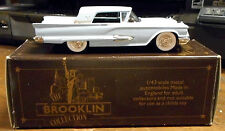 1959 Ford Thunderbird Hardtop Coupe (Light Blue) © Brooklin Collection BRK64