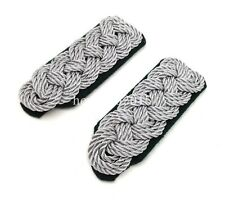 A PAIR OF WWII WW2 GERMAN ARMY GENERAL SHOULDER BOARDS
