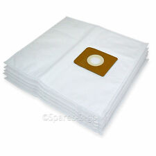 5 x Cloth Vacuum Bags For Nilfisk King Series Hoover Bag