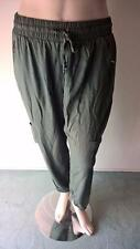 WOMENS NEW SIZE 18 SOFT KHAKI GREEN UTILITY PANTS NEW WITH TAG