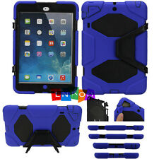 Survivor Dir/Shockproof Protect Heavy Duty Stand Case Cover For iPad Mini Air US