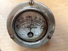 Hoyt Meter Amp Gauge Dodge Plymouth Chevy Ford 1913 1928 1930 14 1916 1929