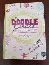 The Doodle Circle Journal for Best Friends to Share & Fill-In Information New!