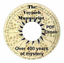 Voynich Manuscript-The Most Mysterious Unsolved Code/Cryptography Book on CD PDF