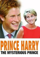 Prince Harry: The Mysterious Prince (2017, REGION 1 DVD New)