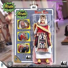 Batman Classic TV 66 Series 4 King Tut In Stock 1966 wave moc
