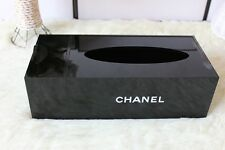 Brand NEW CHANEL MAKE UP tessuto Storage VIP SCATOLA REGALO