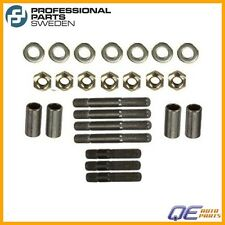 SAAB 900 9000 9-3 9-5 1985 1986 1987 - 2009 Pro Parts Exhaust Manifold Stud Kit
