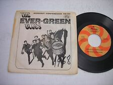 w PICTURE SLEEVE The Ever - Green Blues Midnight Confessions 1967 45rpm GARAGE