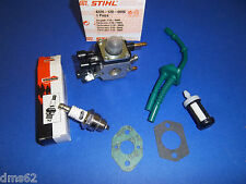 STIHL CARBURETOR  FUEL LINE FILTER PLUG  BG85 BG65 BG55 BG45 BLOWERS 42291200606