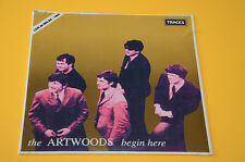 THE ARTWOODS LP BEGIN HERE LIVE IN WALES 1964 MONO VERSION SIGILLATO !!!!!!!!!!!