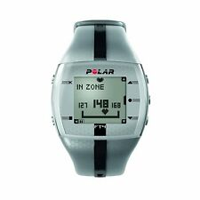 Polar FT4 Heart Rate Monitor Silver/Black in package