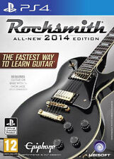 Rocksmith -- 2014 Edition (game only)