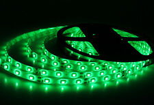 Boat / Truck / Car/ Suv / Rv / LED Strip Light 16 ft 300LED Waterproof Green 12V