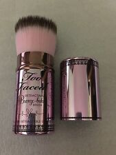 Too Faced Retractable Bronze Buki Brush New Authentic