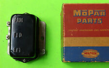 1949-1955 Chrysler Dodge Plymouth NOS Voltage Reg OEM Autolite Chrysler #2095211