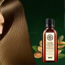 60ml Dry Hair Type Scalp Treatment Morocco Argan Essential Oil Hair Care Oil B41