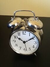 Vintage Alarm Clock Mechanical Wind Up Mechanism House Home Decor Alarm clock.