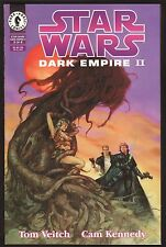 Star Wars: Dark Empire II #3--World of the Ancient Sith--1995