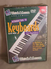 Introduction to Keyboard DVD & Video - Fast USA shipping
