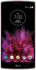 NEW VOLCANIC RED SPRINT LG G FLEX 2 LS996 SMART CELL PHONE Q543