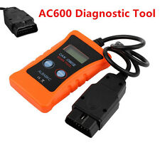 Pro LCD AC600 OBD2 Automobiles Fault Diagnostic Scanner Code Reader Tool ELM327