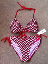Bnwt Ladies Bikini By Coral Bay Boots Exclusive-Size-8 RRP £16 Next Day Dispatch