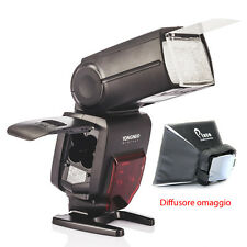 Yongnuo YN-660 2.4g Wireless Flash  Speedlite per YN-560 IV YN-560-tx YN560 III