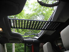 "jk jeep molle ""REAR OVERHEAD"" storage panel for ""4 door only"""