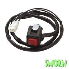 Suzuki RMZ 250 450 07-16 RMX 450 10-16 RFX Race Series Stop Kill Button switch