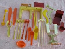 Large Lot of Vintage Tupperware Mixed Collection - 31 Pieces