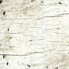MOOSE LODGE WHITE BARK TIMBER WOOD TEXTURE LANDSCAPE FABRIC