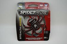 Berkley Spiderwire Stealth Braid 20lb 200yd Braided Line SCS20G-200 Moss Green