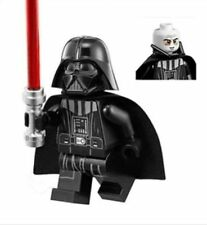 Darth Vader Minifigure Star Wars Fits Lego