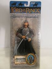Lord of the Rings ~ Return of the King ~  Aragorn King of Gondor ~ MOC