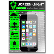 ScreenKnight Apple iPod Touch 6th Gen FRONT SCREEN PROTECTOR invisible Shield
