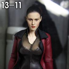 """*1:6 Scale Female head Sculpt F 12""""Toys Phicen Action Figure KUMIK 13-11*"""
