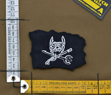 """Ricamata / Embroidered Patch Navy Seal """"K9 Unit"""" with VELCRO® brand hook"""