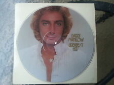 """12"""" - Barry Manilow - Greatest Hits - Picture Vinyl ---"""