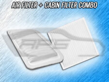 AIR FILTER CABIN FILTER COMBO FOR 2000 2001 2002 2003 2004 2005 2006 TOYOTA ECHO