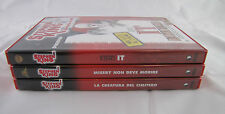 DVD - Lotto Stock 3 DVD Stephen King - DeAgostini - italiano | usato