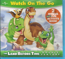 LAND BEFORE TIME BIG FREEZE/JOURNEY TO BIG WATER (DVD, 2008) NEW