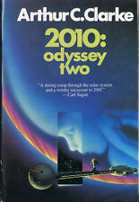 2010: Odyssey Two by Arthur C. Clarke (1982, Hardcover, Bookclub Edition)