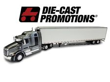 "DCP #33847 1:64 Western Star 5700 XE 68"" Mid Roof with/53' Refrigerated Trailer"