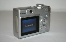 Canon PowerShot A530 PC1184  5.0MP 4X Optical Zoom Bundle 2GB Memory Card - Used